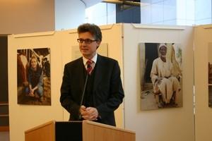 Wystawa o producentach mleka w Parlamencie Europejskim