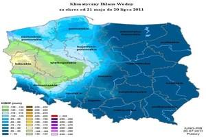 IUNG: W Polsce nie ma zagrożenia suszą