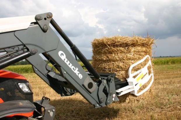 Ładowacz czołowy Quicke Q35 z osprzętem Metal-Fach - Niezbędne w każdym gospodarstwie
