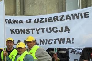 Dzierżawcy proszą prezydenta o niepodpisywanie ustawy