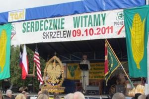 Grad pucharów w Skrzelewie