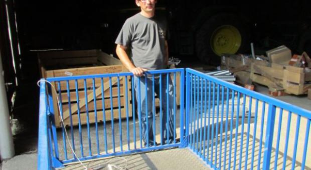 Waga przelotowa pozwala oceniać efekty produkcyjne stada
