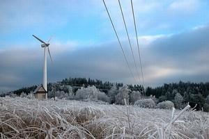 Najwięcej energii wiatrowej z zachodniopomorskiego