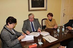 COBORU współpracuje z UP we Wrocławiu