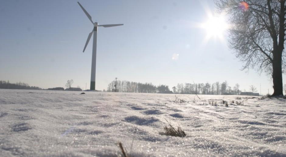 Fundusze na wiatraki są, brakuje prawa