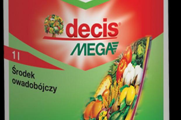 Decis Mega uzyskał rejestrację