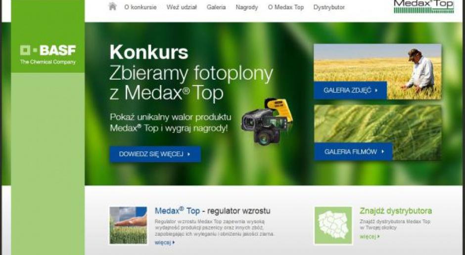 """BASF: Konkurs """"Zbieramy fotoplony z Medax Top"""""""