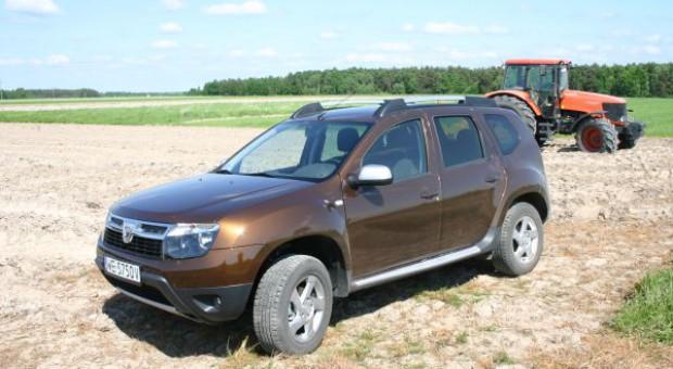 Dacia Duster - tania i uniwersalna