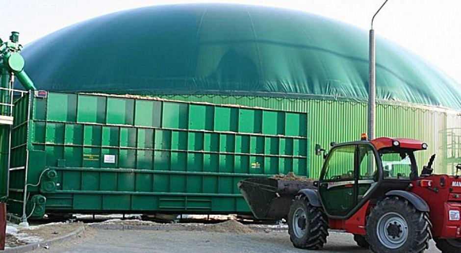 Pierwsza biogazownia na Warmii i Mazurach otwarta
