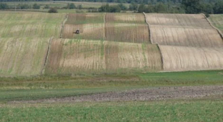 Drożeją grunty rolne