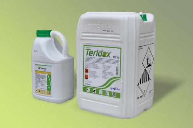 Nowe możliwości zwalczania chwastów w rzepaku ozimym - Teridox 500 EC