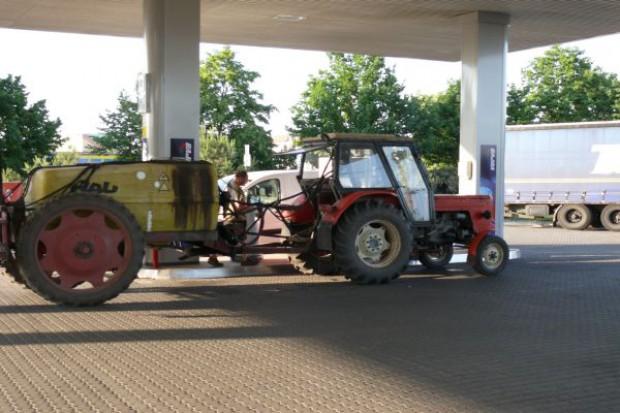 Czy paliwo na żniwa będzie tańsze?