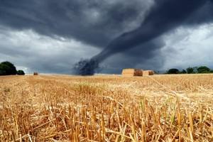 IMGW: Burze, wiatr i trąby powietrzne