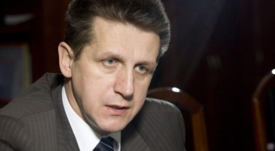 Spółka w której udziały ma szef klubu PSL, zarabia na kontraktach z ARR