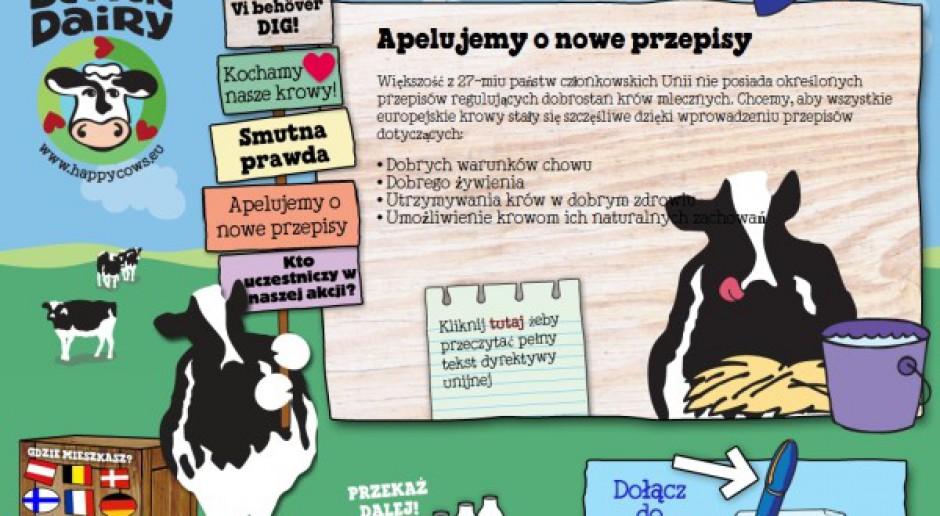 Kampania na rzecz dobrostanu krów wycofana