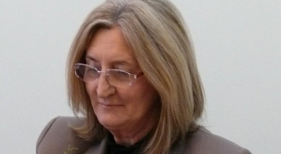 Zofia Szalczyk nowym wiceministrem rolnictwa