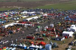 Ponad 700 wystawców na wystawie rolniczej Agro Show
