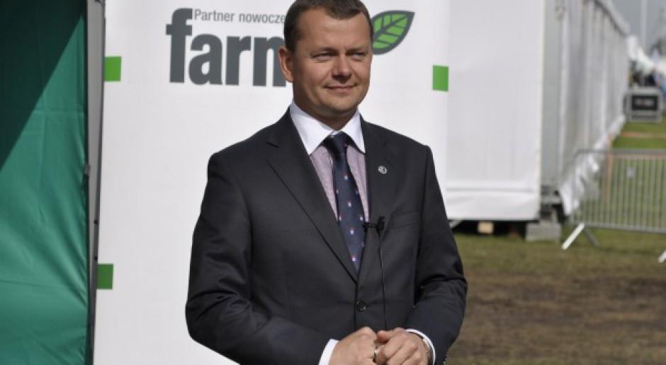 Rujner: Planujemy sprzedać ponad 400 traktorów
