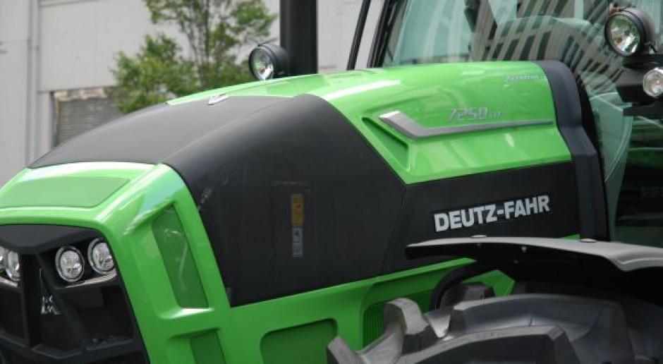 Seria 6 i 7 Deutz-Fahr już w Polsce