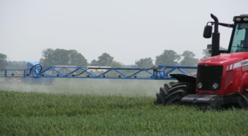 Wydłużony okres ewidencji stosowanych pestycydów do 3 lat