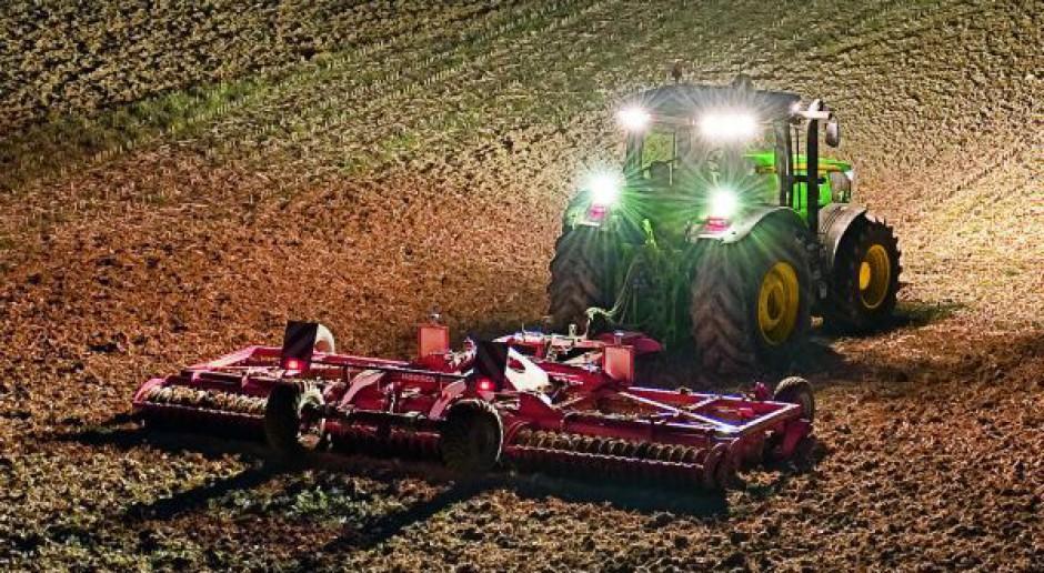 Rozwój rolnictwa wg SLD