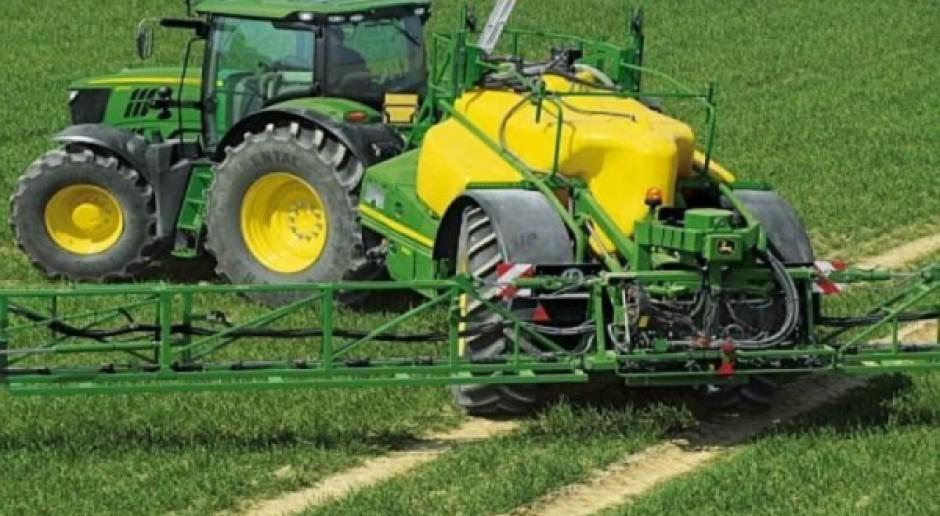 Zabiegi ochrony roślin 1 m od rowów