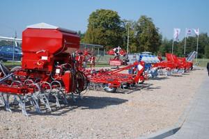 Ewolucja maszyn w parze z technologią uprawy
