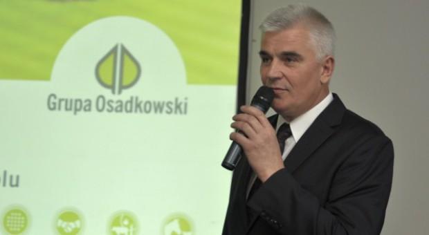 Firma Osadkowski na konferencji Farmera
