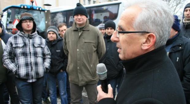 Protestujący wywalczyli kongres wsi