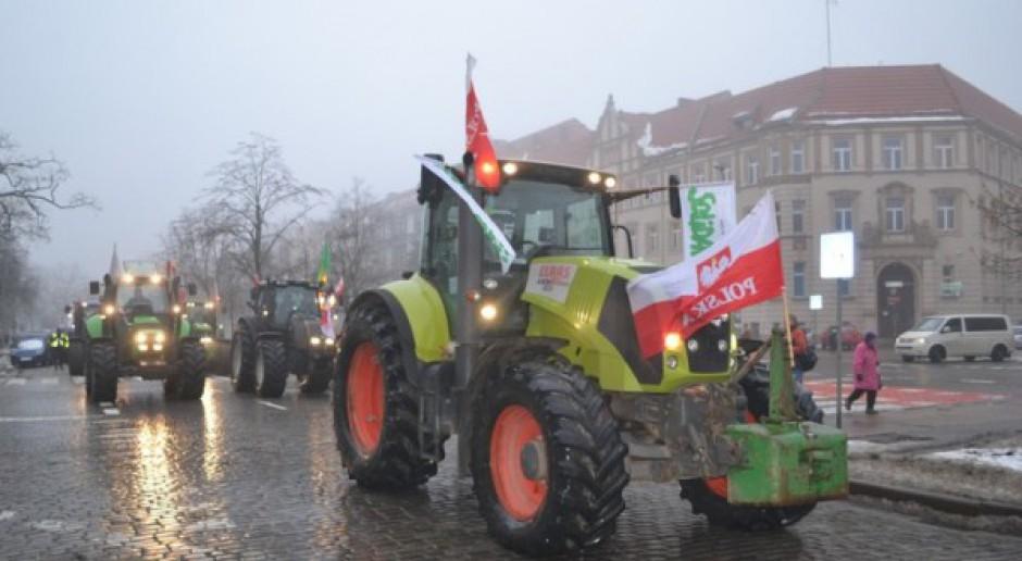 Rolnicy przedłużyli protest
