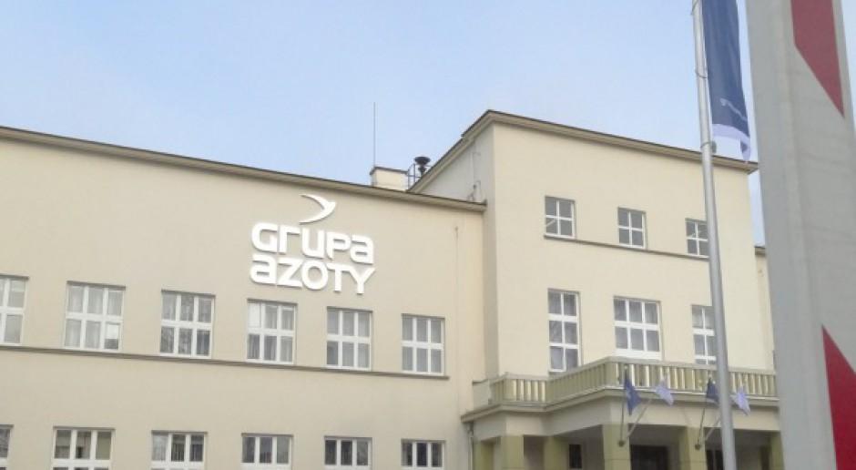 Zapisy na akcje Azotów Tarnów od poniedziałku