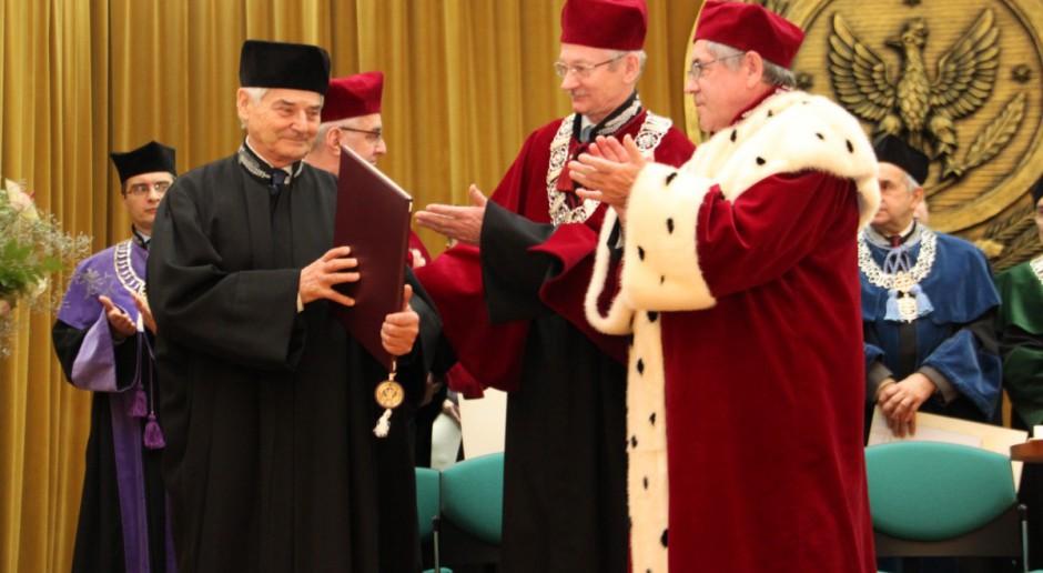 Prof. Marek Kłodziński doktorem honoris causa SGGW