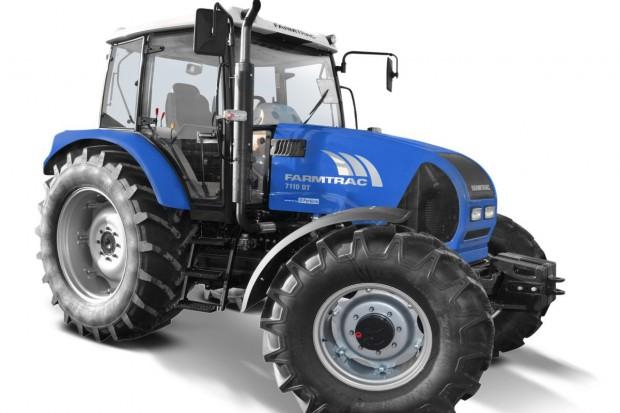 Wyróżniony Farmtrac 7110 DT