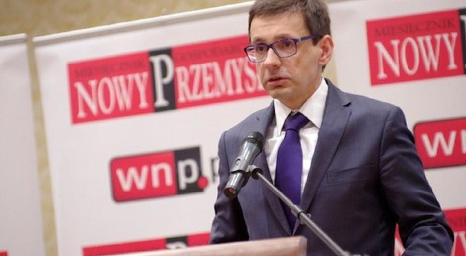 Budzanowski: Konsolidacja to pierwszy krok w restrukturyzacji chemii
