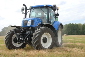 "Test Farmera: New Holland T6.120 - mocna ""czwórka"""