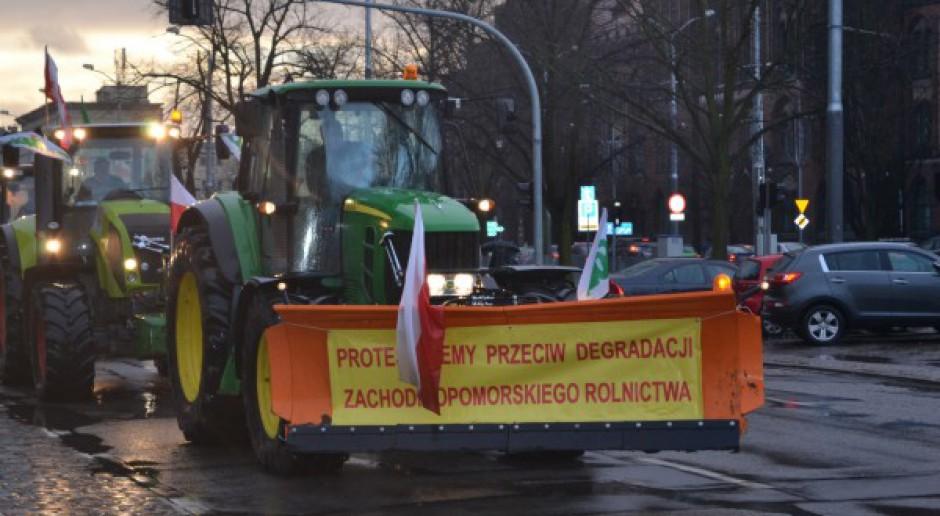 Protestujący: Oczekujemy zrównania dopłat