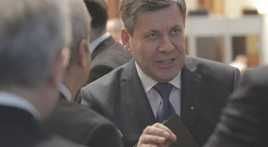Piechociński apeluje do europosłów ws. budżetu
