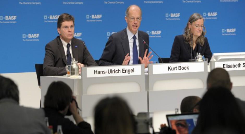 Rok 2012 rekordowy dla BASF
