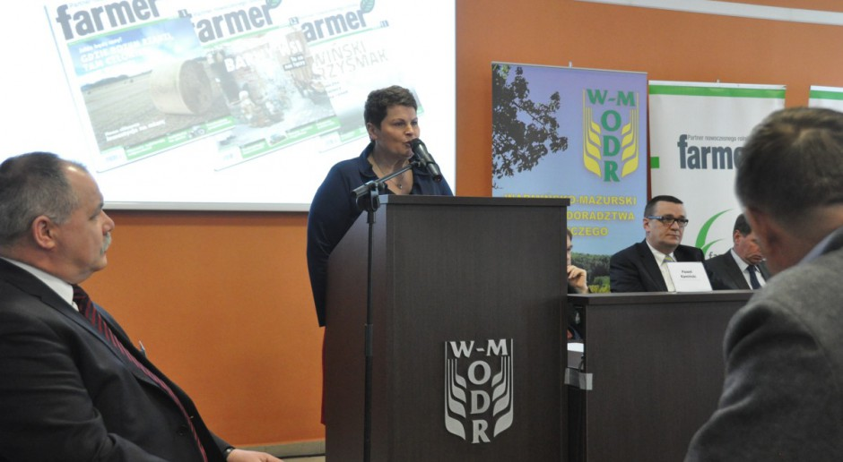Inaugracyjna konferencja Farmera