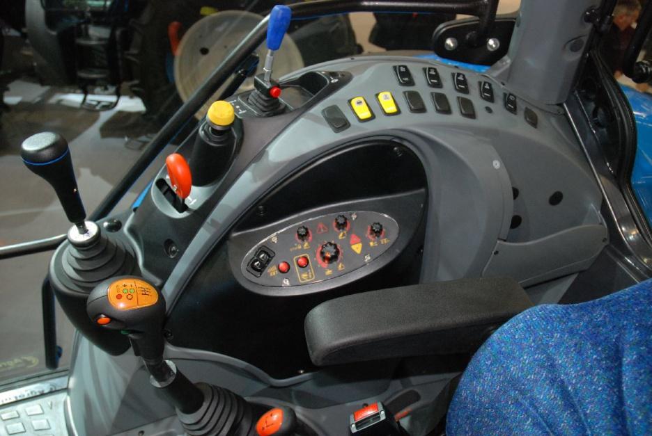 Landini LandPower 135 T-Tronic T3