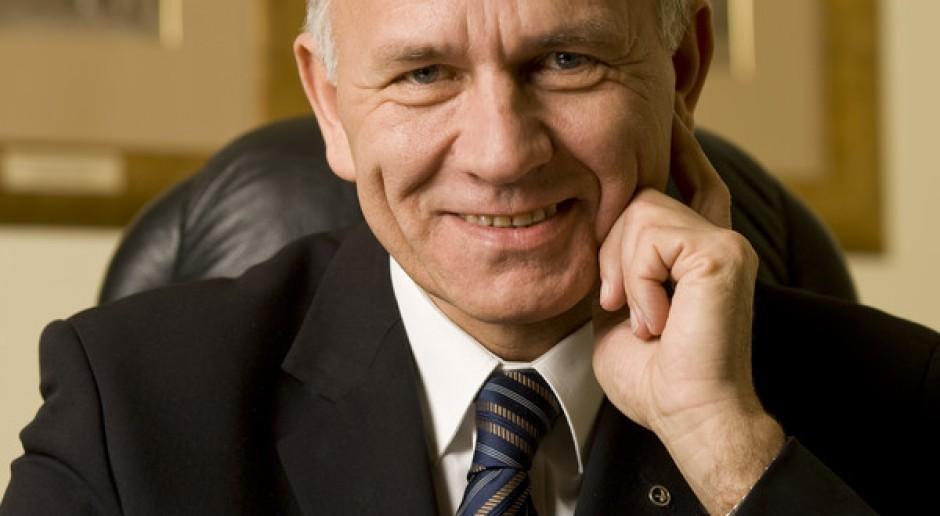 Jerzy Marciniak prezesem roku 2012