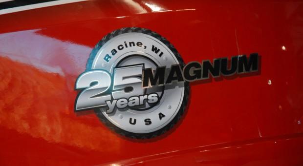 Srebrny jubileusz ciągników Magnum Case IH