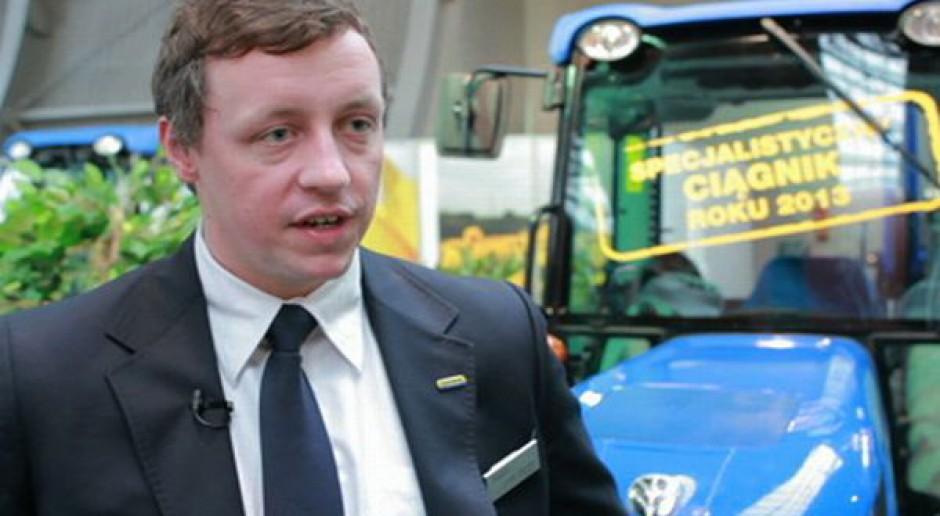 Agrotech: medal dla New Holland za ciągnik specjalistyczny
