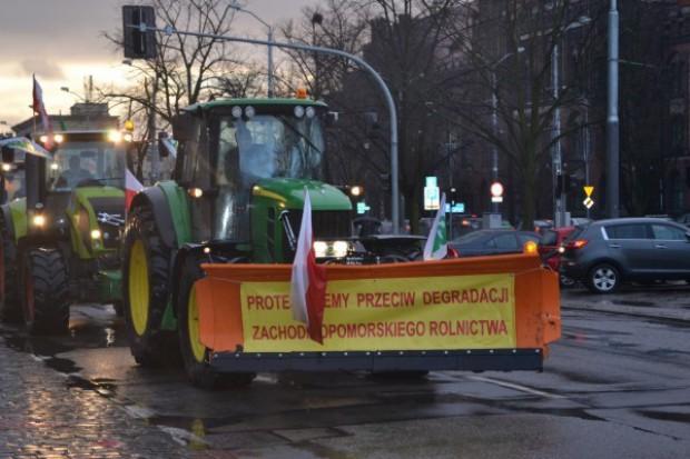 Protestujący w Szczecinie znów wyjadą na drogi
