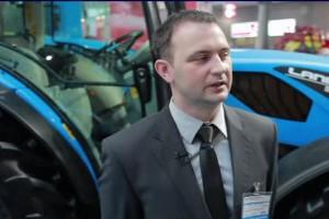 Ciągniki Landini 5H w nowej odsłonie
