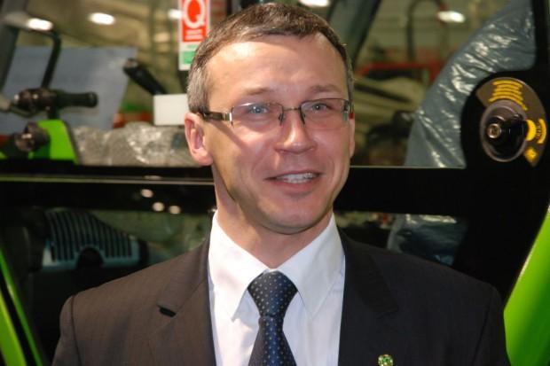 Merlo rozbudowuje sieć sprzedaży ładowarek