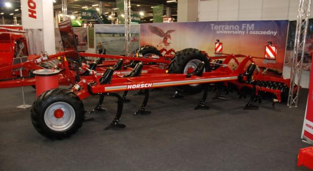 Horsch: Terrano FM dla wszystkich typów upraw