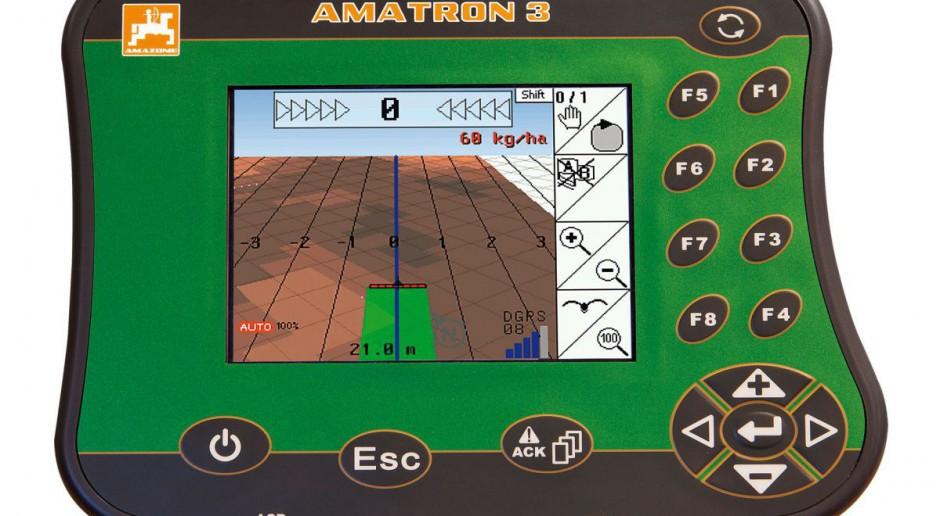 Amatron 3, czyli trzy sterowniki w jednym