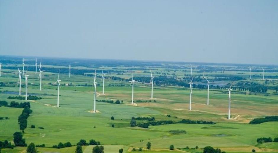 Protestowali przeciwko decyzji ws. opracowania mapy farm wiatrowych