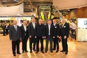 Claas ma nowego partnera handlowego w Mołdawii